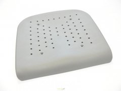 Assento Plastico Cadeira Gas Cinza