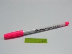 Marcador 9mm, tinta cor de rosa (1-7 Dias) A1142R
