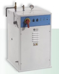 Gerador de vapor Battistela SATURNO MAX/S L51, com caldeira de 51 litros (24+24Kw)