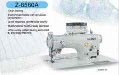 Maquina de costura Zigzag Brother 8560A-431 com corte de linha e levantamento