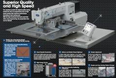 Maquina de costura programaveis BROTHER BAS 311HN-05A