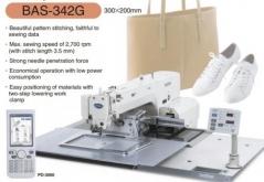 Maquina de costura programaveis BROTHER BAS 342G-01A-EU