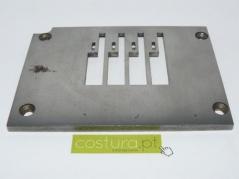 Chapa de agulha B281 (1-1/8 pol)