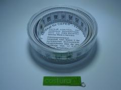 Fita metrica confeccao Cefes certificada cm/cm