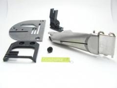 Conjunto de afitar 25mm para maq. Zigzag Durkopp 265