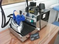 Gerador de vapor Comel Compacta Inox, com ferro