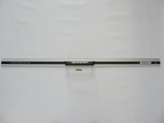 Regua de aluminio de 1 metro com pega