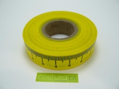 Fita Metrica autocolante Cm sentido direita (20 metros)  - 36550