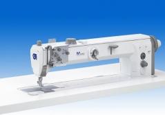 Maquina de costura triplo arrasto 2 agulhas braco longo Durkopp Adler 867-290040-70 E 721/10/6