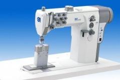 Maquina de costura triplo arrasto de coluna Durkopp Adler 868-290020-M  E31/8-12 com motor DAC