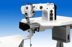 Maquina de costura Durkopp 550-5-5-2 pespontar cintos