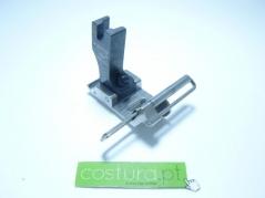Calcador de zig zag meter fita com guia ajustavel