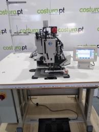 Maquina de costura para coser cordas Global BT 11020-RP-TB