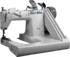 Maquina de costura de braco Global FOA 926