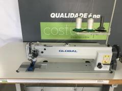 Maquina de costura triplo arrasto braco longo duas agulhas GLOBAL WF 926-60