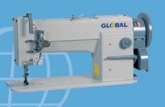 Maquina de costura de triplo arrasto Global WF955