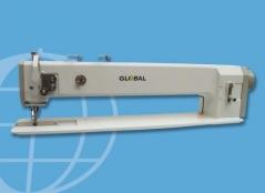 Maquina de costura triplo arrasto braco longo GLOBAL WF 9245-75