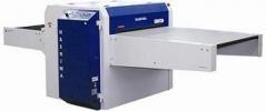 Maquina termocolagem de colar entretela de tapete rotativo HASHIMA HP-600LFS