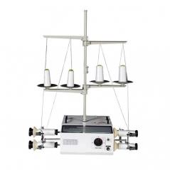 Rebobinador Hashima de 4 cones HW-40C