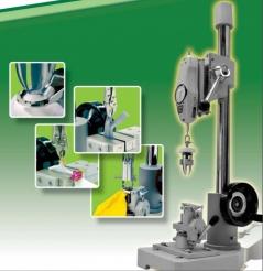 Maquina de testes para acessórios têxteis