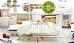 Maquina de costura/bordar Husqvarna 25 Topaz campo de 240x150mm