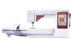 Maquina de costura/bordar HUSQUARNA 50 Topaz com unidade de bordado