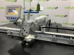 Maquina de costuras programaveis Jack MS-90AP-80SYX com campo de 1400×800mm