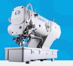Maquina de costura de casear Jack JK-T1790BS-1-D com tampo e bancada