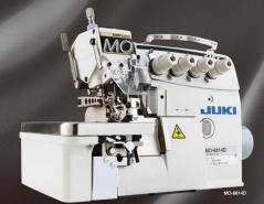 Máquina de costura corte e cose Juki MO6816D-DE4-30H de 5 fios 3x4mm