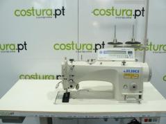 Maquina de costura  duplo arrasto Juki DLN9010 ASSWBAK 118/SC92AN/CP180 com motor servo incorporado