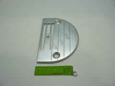 Chapa de agulha P/C furo de 3mm ( B30 )