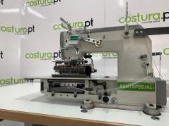 Maquina de costura kentSpecial 33048P de 33 agulhas 3/16