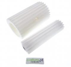 Conjunto de pullers superior/inferior dentado Kingtex MT - P2 ( 22/12 )