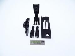 Transformação 2 agulhas 1/4 - 6.4mm Juki LH-3568A-7