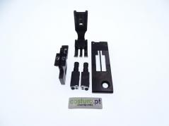 Transformação 2 agulhas 3/16 - 4.8mm Juki LH-3568A-7