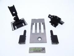 Transformação 2 agulhas 3/4 - 19.05mm Juki LH-3568A-7