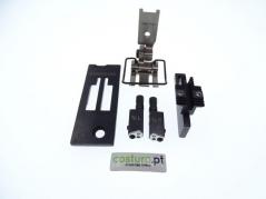 Transformação 2 agulhas 3/8 - 9.5mm Juki LH-3568A-7