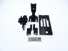 Transformação 2 agulhas 5/8 - 16mm Juki LH-3568A-7