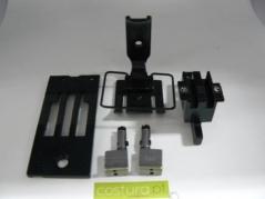 Transformação 2 agulhas 5/8 - 16mm Brother B875 (Co)