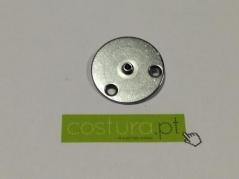Chapa de agulha botões Juki LK1903 - 1,6mm (Co)