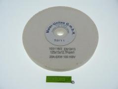 Pedra afiar tesouras para maquina Maier 100, 111 [L] (52/1)