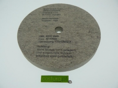 Disco de polir tesouras para maquina Maier 111 [R]