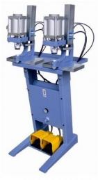 Maquina de meter molas de duas cabecas pneumatica METALMECCANICA GS/S