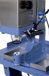 LED de ponto com braço de ajuste para maquina molas METALMECCANICA