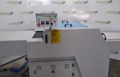 Maquina termocolagem de colar entertela Oshima OP-60LNII com tapete de 60cm