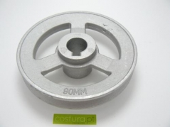 Polia Eixo Conico - Diam. 90mm - furo 11mm
