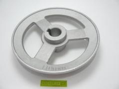 Polia eixo Conico - DIM. 110MM - furo 11mm