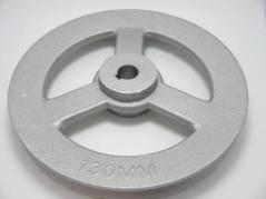 Polia eixo Conico - DIM. 130MM - furo 11mm