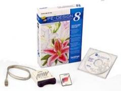 Software bordado Brother Pe-Design NEXT 600-620-650-1000
