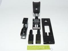 Transformação 2 agulhas Juki LH-3168 - 1/8 - 3.2mm (Co)